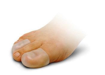 Защитные силиконовые колпачки на пальцы
