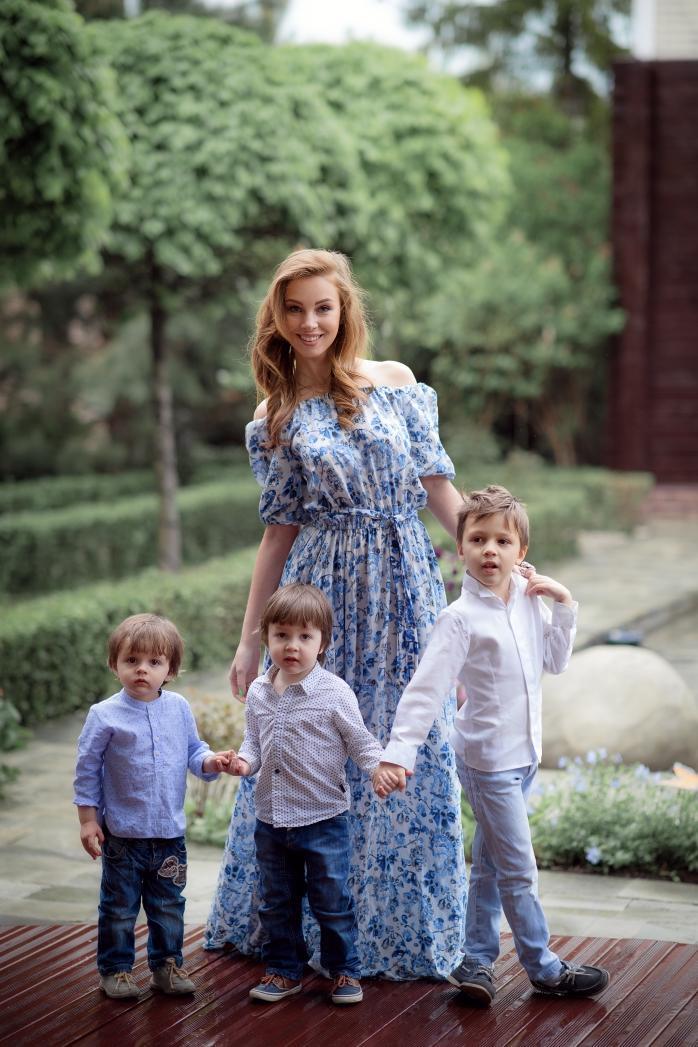 Полина Диброва - похудение после родов