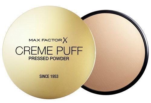 """Естественная пудра для лица Max Factor: """"Creme Puff"""""""