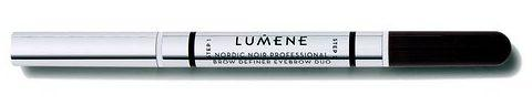 """Стойкие карандаши для бровей Lumene: """"Nordic Noir"""""""