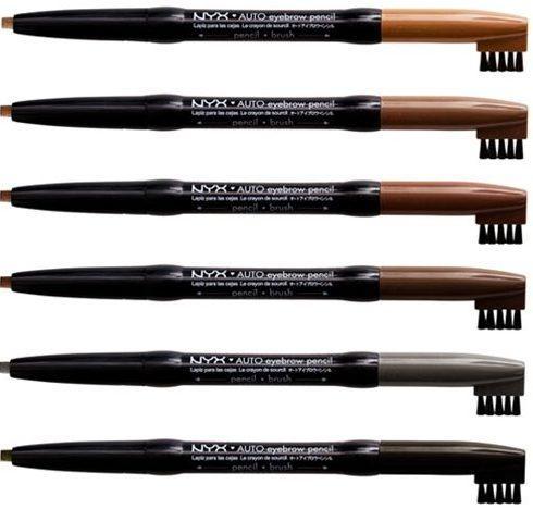 """Стойкие карандаши для бровей NYX: """"Professional Makeup"""""""