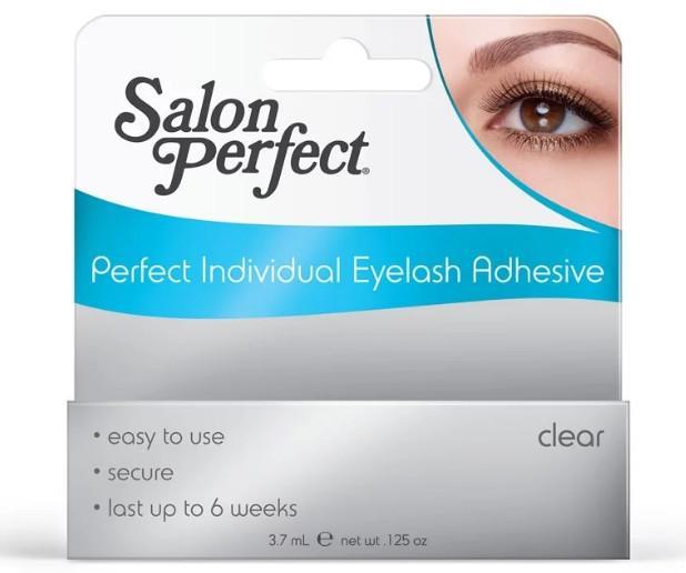 Стойкий клей для наращивания ресниц Salon Perfect
