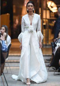 Образ невесты от бренда Sachin & Babi