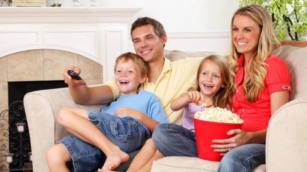 День кино с детьми