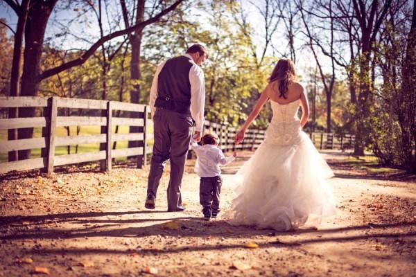 Как выйти замуж с ребенком и стать счастливой в новом браке с детьми