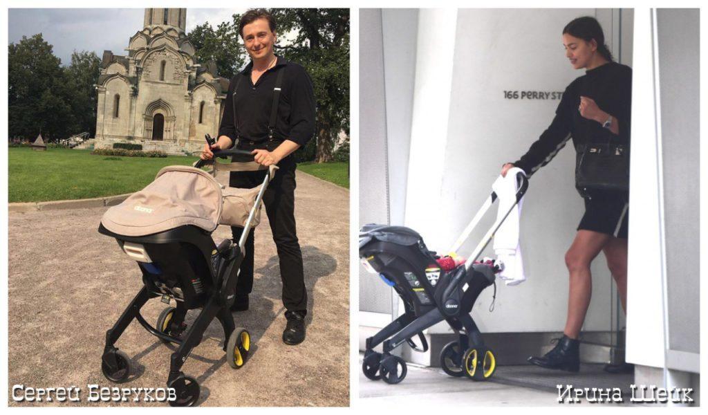 Детская коляска Doona Plus