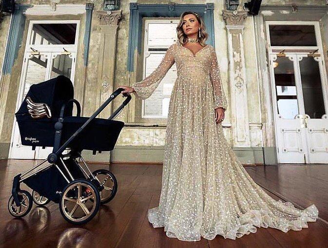 Какие детские коляски выбирают зарубежные и российские звездные мамы