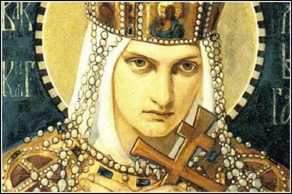 Ольга, княгиня Киевская: грешная и святая правительница Руси