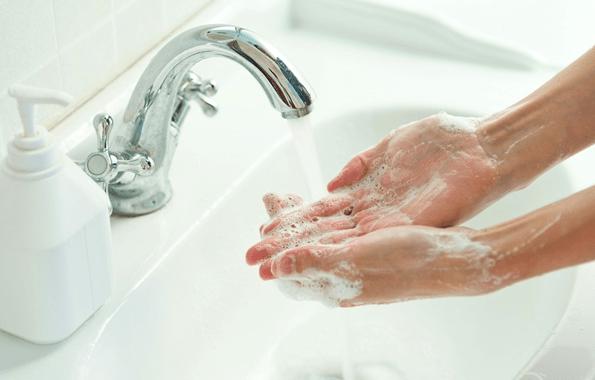 Вымыть руки