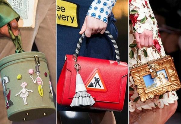 Самые модные сумки осени-зимы 2018-2019