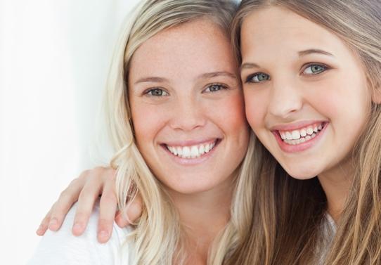 Календарь красоты девушки от 15 до 19 лет