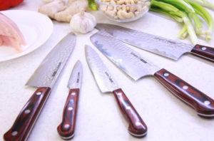 Японские ножи Самура для кухни – когда выбор острее острого
