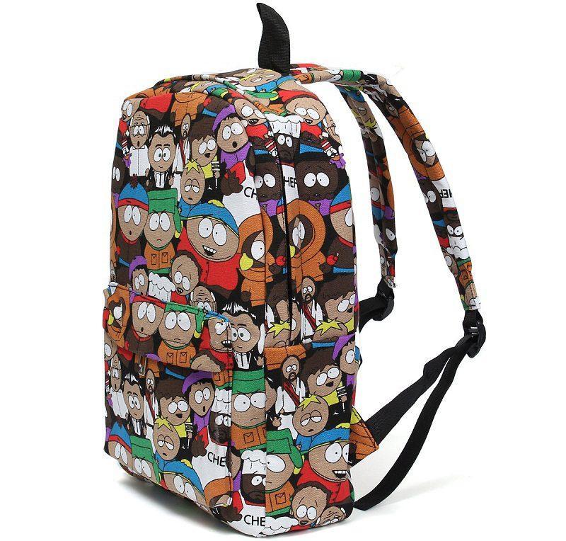 Рюкзак с комиксами в подарок ребенку на 1 сентября
