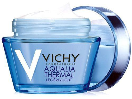 "Увлажняющий крем для лица VICHY: ""Aqualia Thermal"""