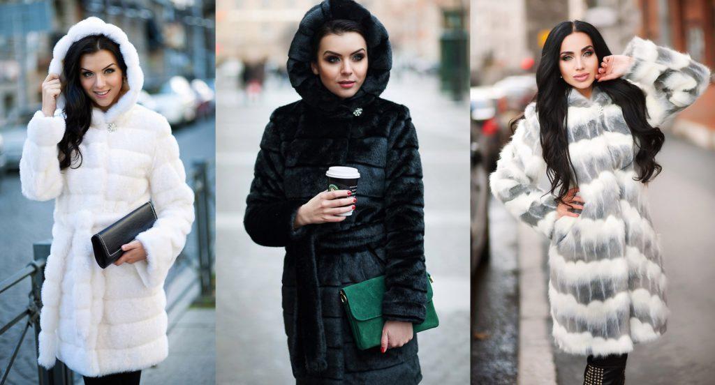 Модные искусственные шубы из эко меха ANSE - интервью с Марией Кошкиной
