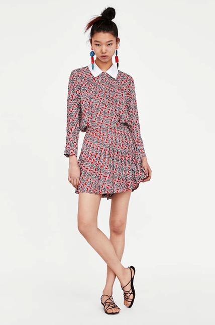 Стильный комплект из Zara