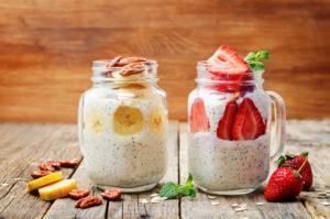 10 лучших рецептов каш на завтрак в банке – готовим на ночь, едим утром!
