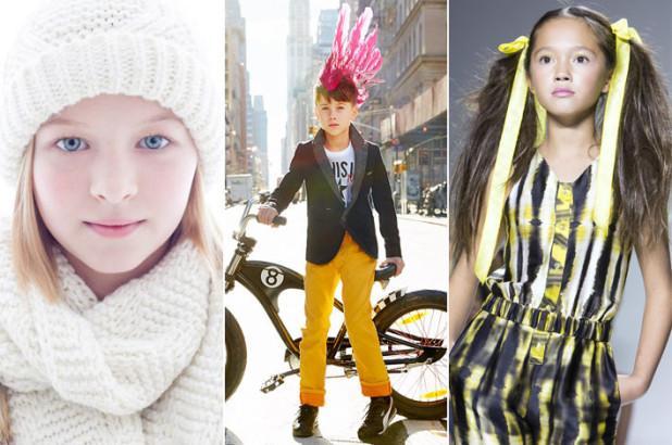 Детские модельные агентства - чему учат детей