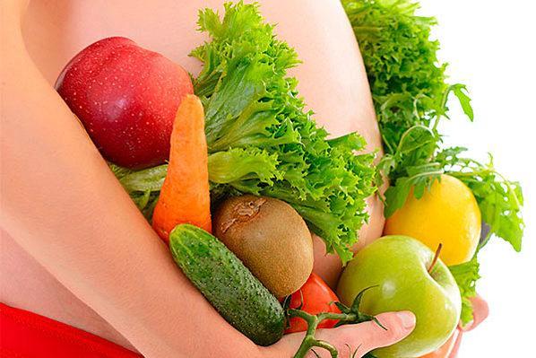 Правильное питание беременной по месяцам и триместрам беременности
