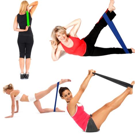 Эффективность фитнес-резинок в тренировках