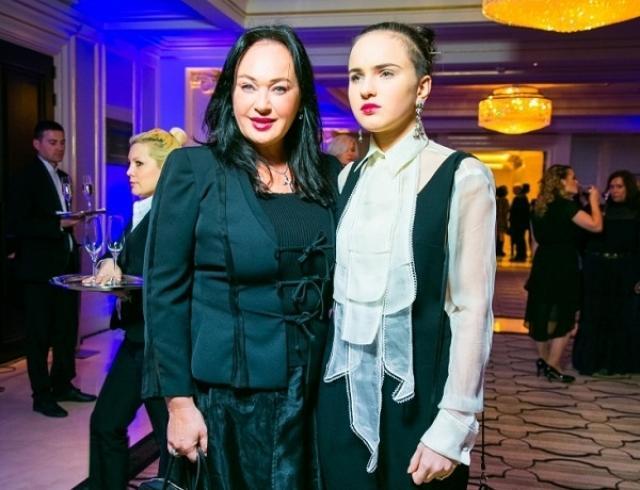 Лариса Гузеева и дочь