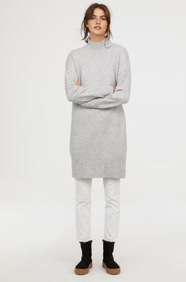 Уютное платье из H&M
