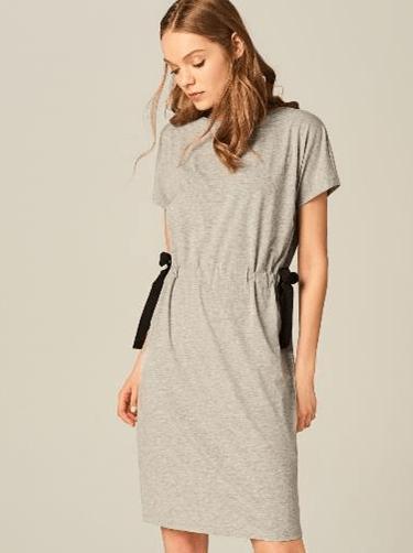 Вязаное платье из Mohito