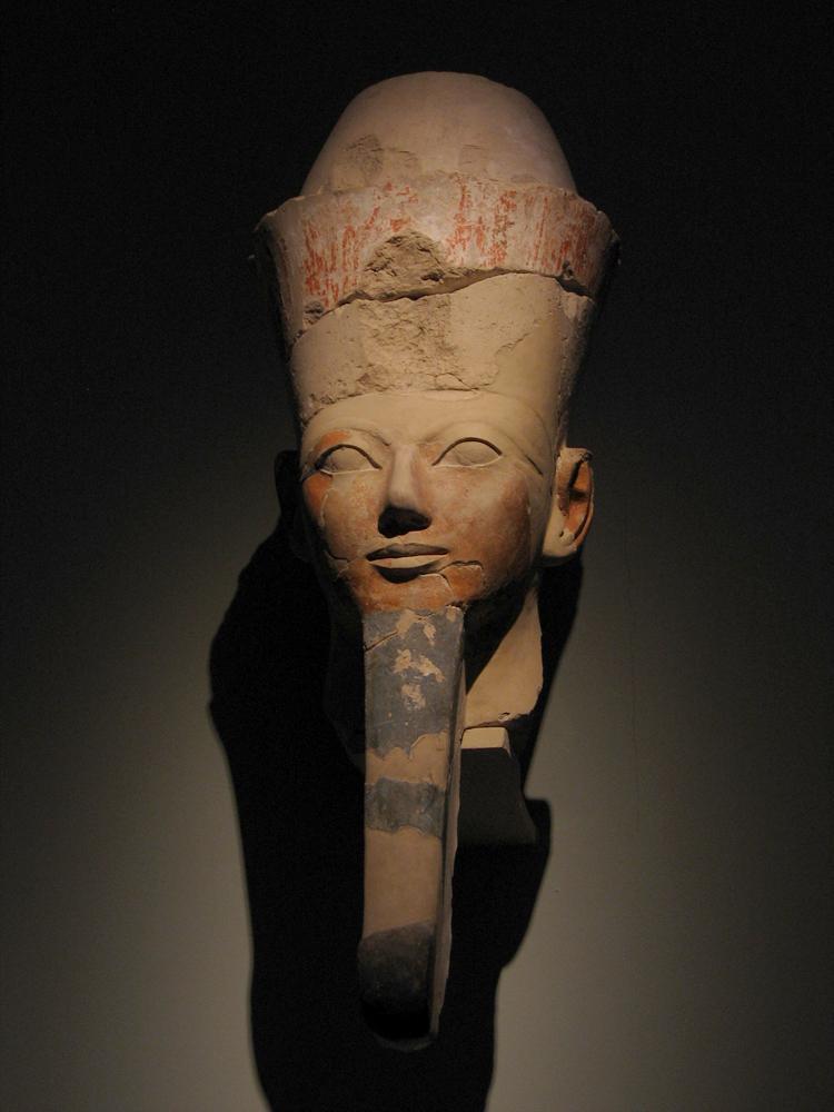Хатшепсут - первая женщина-фараон