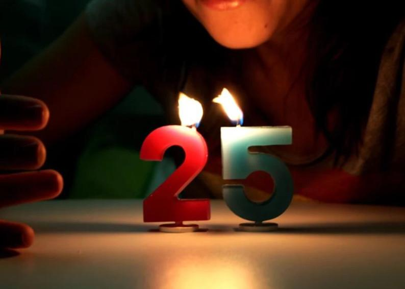 Календарь красоты женщины 25-29 лет