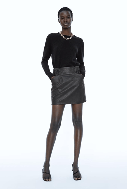 Модель из Zara