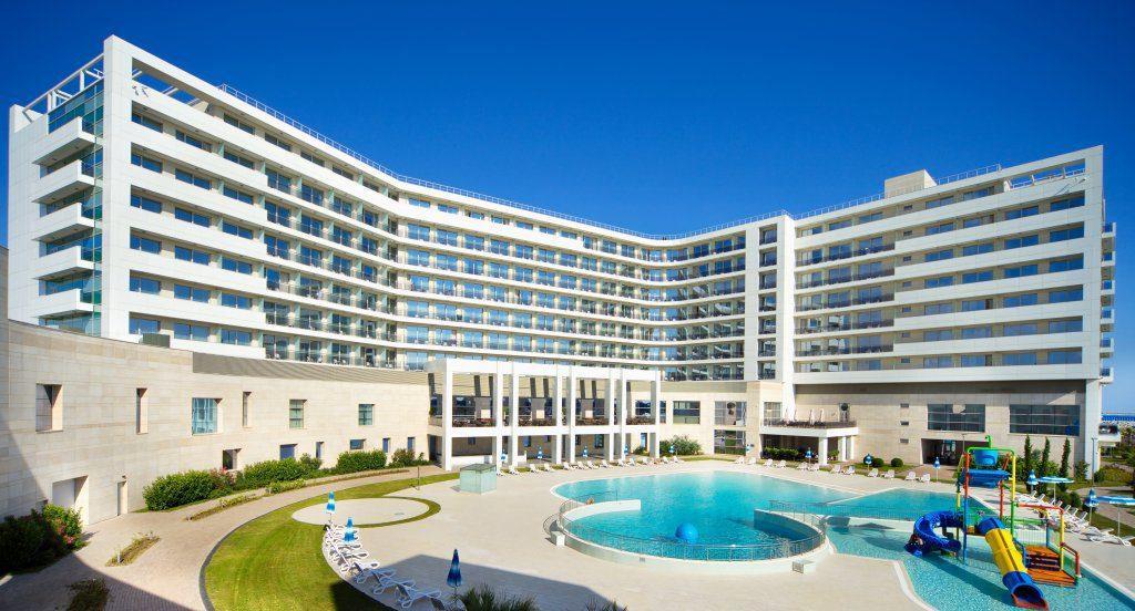 Семь лучших отелей Сочи для отдыха с детьми в 2019 году