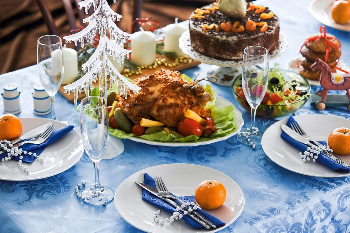 Бюджетные блюда новогоднего стола