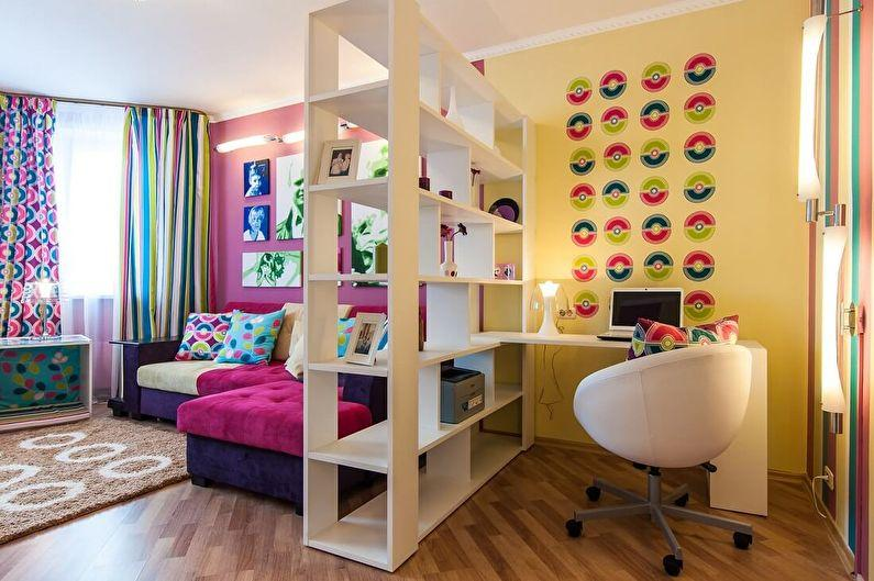Дизайн комнаты родителей и ребенка вместе - лучшие идеи