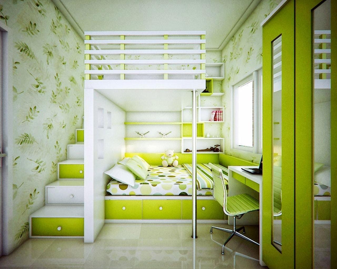 Как обустроить комнату для родителей и ребенка вместе