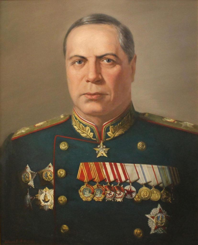 Ф. Толбухин