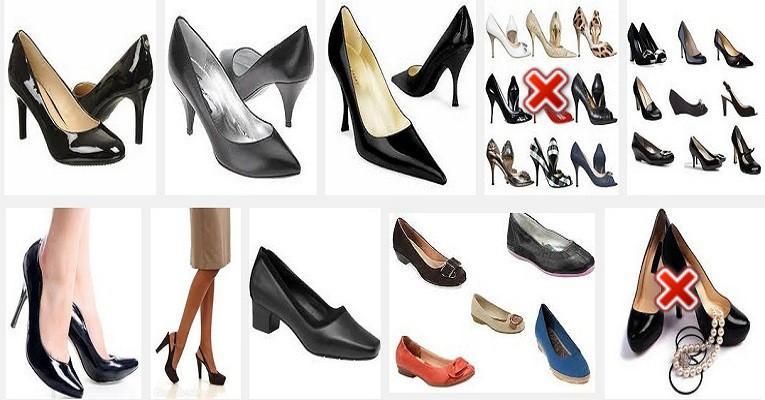 Обувь для собеседования