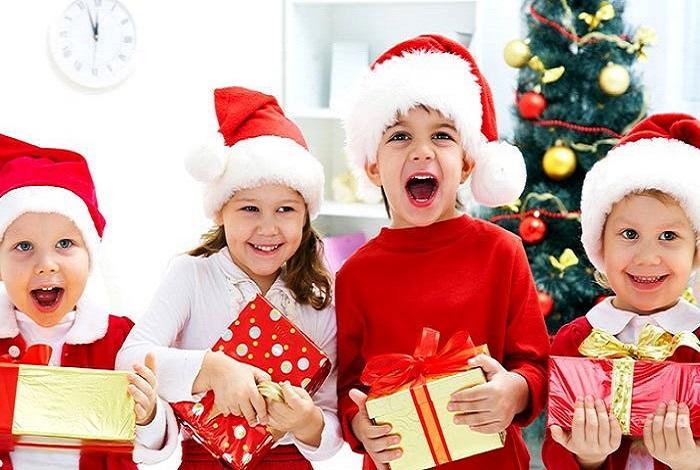 Новогодние конкурсы для семьи