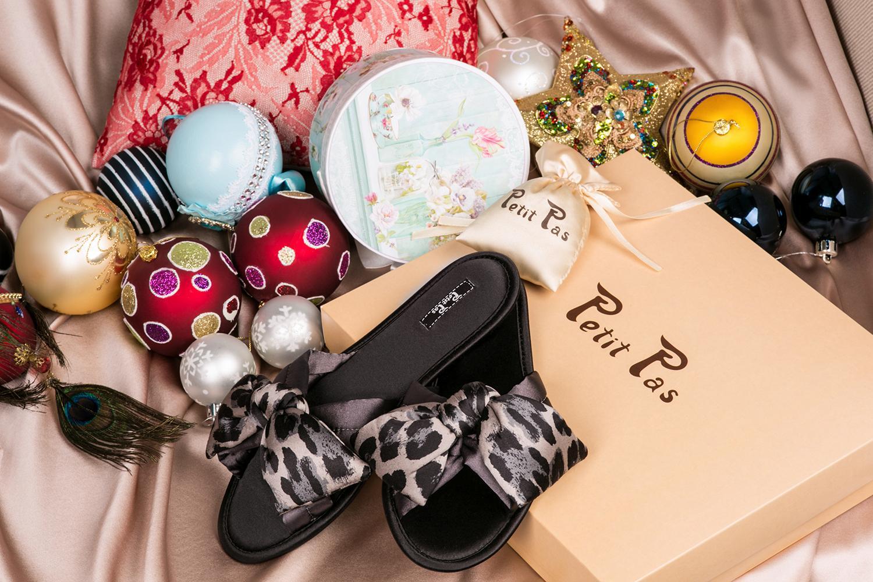 Обувь с леопардовым принтом Petit Pas