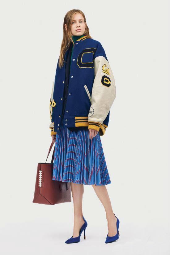 Calvin Klein круизная коллекция весна-лето 2019