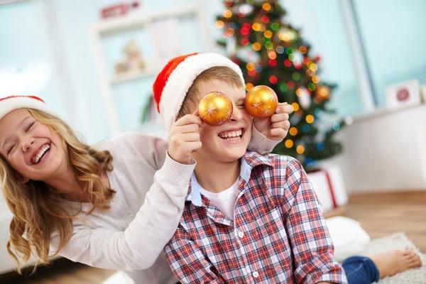 Веселые конкурсы новогодние