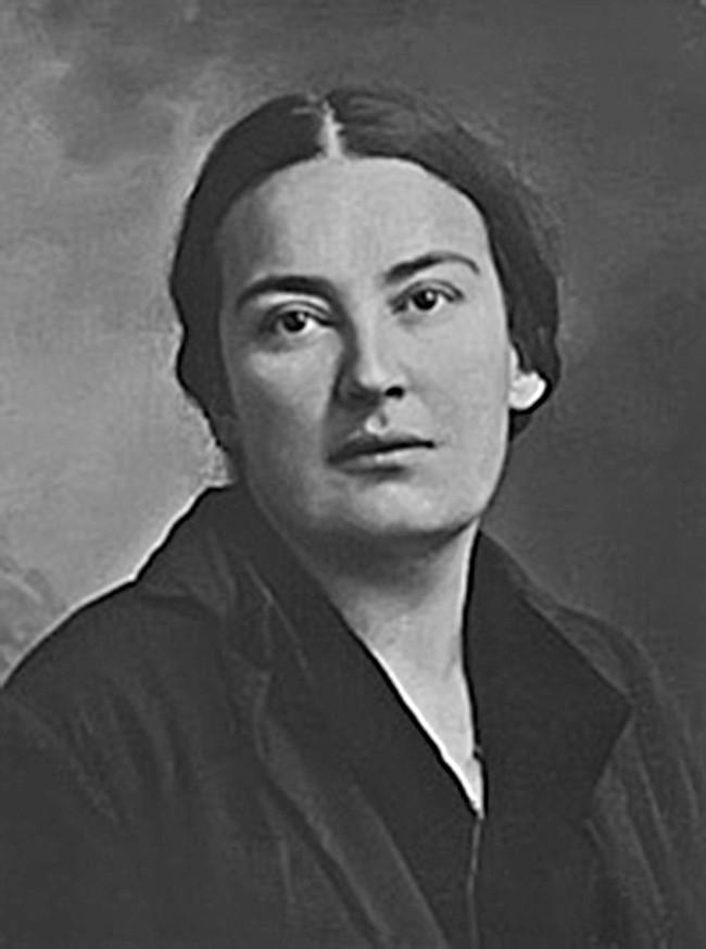 Мария Анапская - биография
