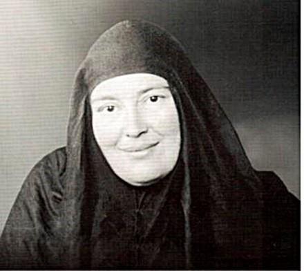 Мать Мария Анапская - биография и дела