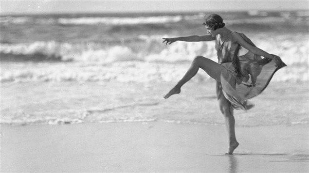 Айседора Дункан в танце