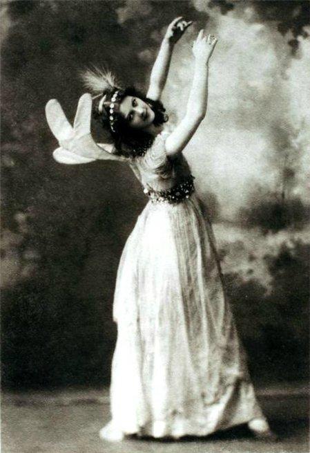 Танец Айседоры