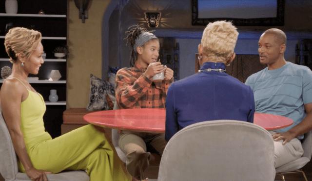 Беседы за красным столом