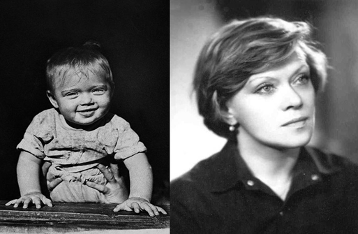 Детство Алисы Фрейндлих