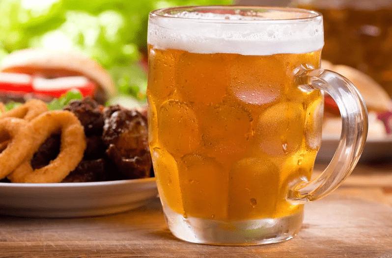 Диетическая закуска к пиву