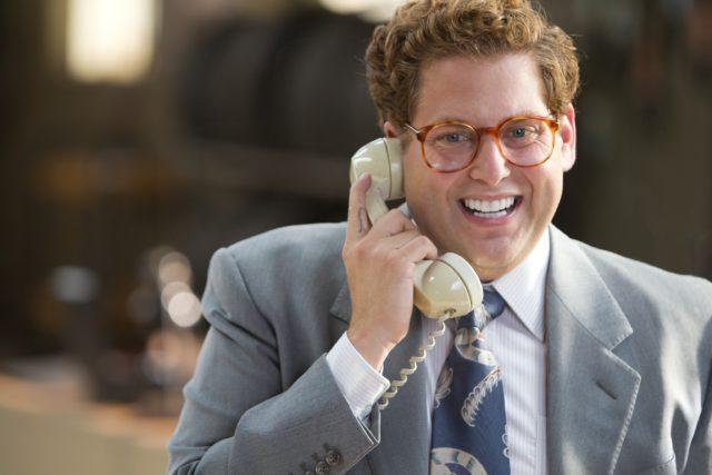 Джон Хилл с телефоном