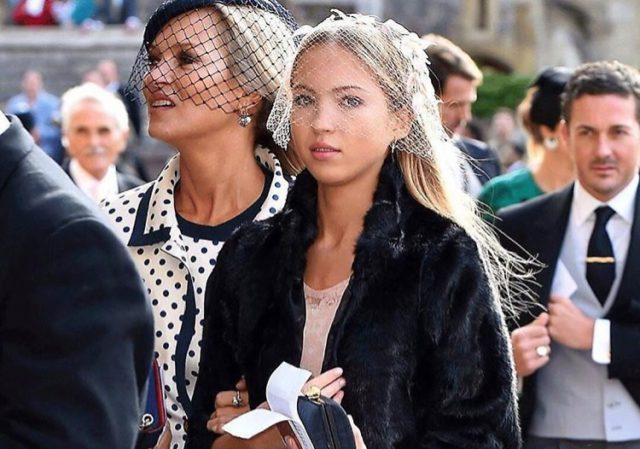 Кейт Мосс и дочь
