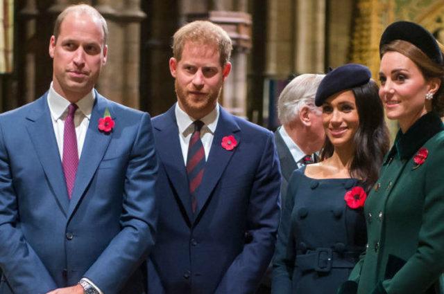 Королевские семьи
